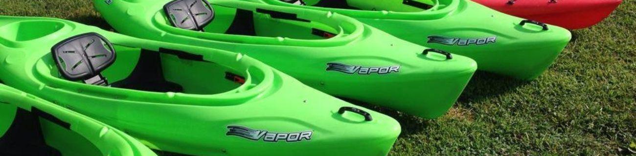 WCC kayaks