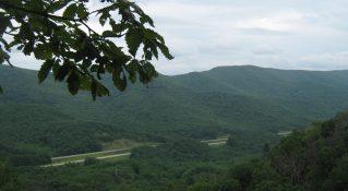Rich Hole Wilderness Trail