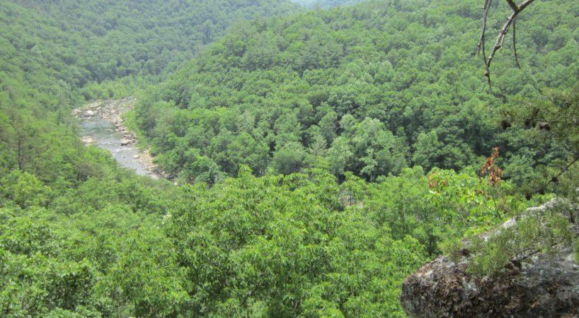 Climb ChambeersRidge 7