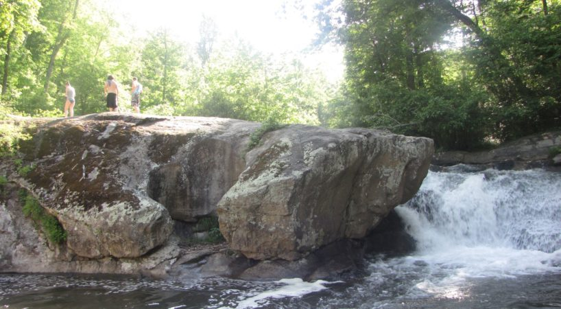 Hike PantherFalls 4