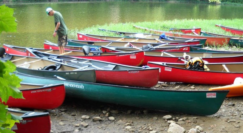 WCC Canoes 1