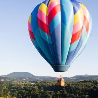 Lexington VA Hot Air Balloon