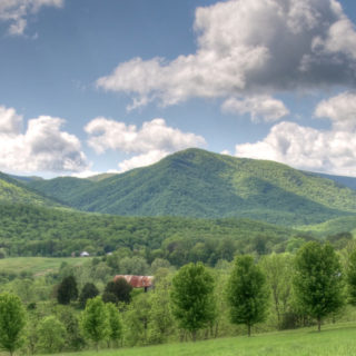 Lexington VA Mountain Views