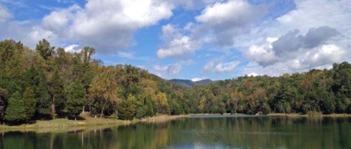 Lake A. Willis Robertson