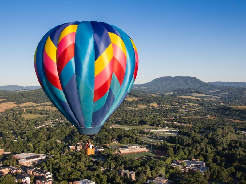 Lexington VA  Balloon Rally