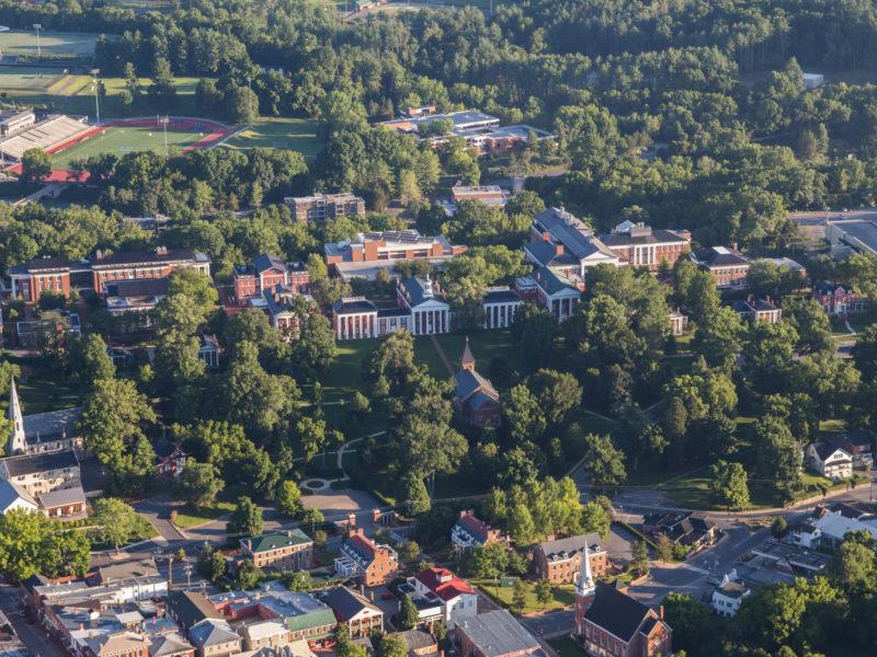 Lexington VA Balloon Rally Photo