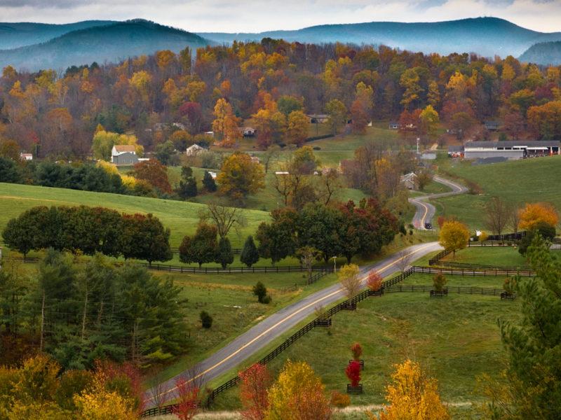 Lexington VA Rockbridge County Views