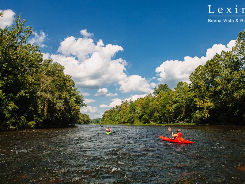 Zoom James River Kayaking