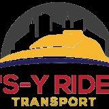 Es Yrider Transportation Logo
