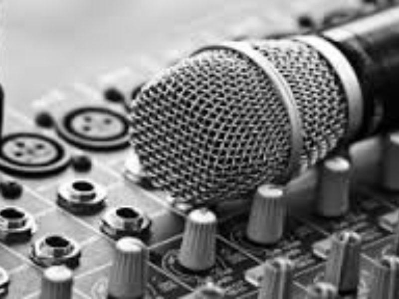 Lexington VA mic-board
