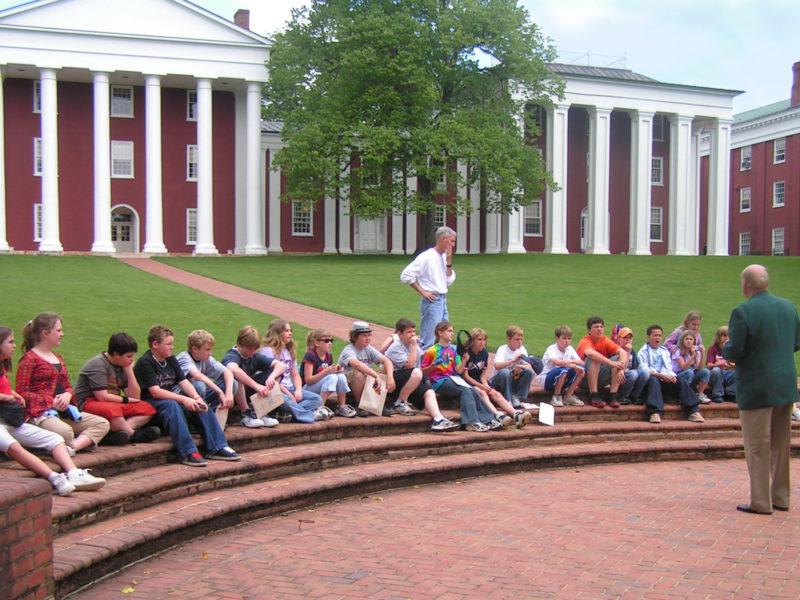 Lexington VA Group Tour Guides