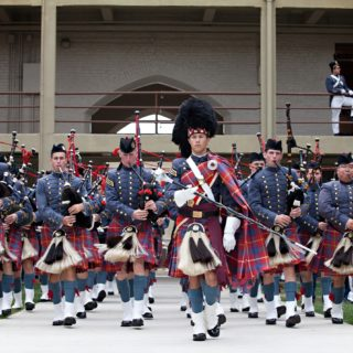 Lexington VA VMI Bagpipes Corp.