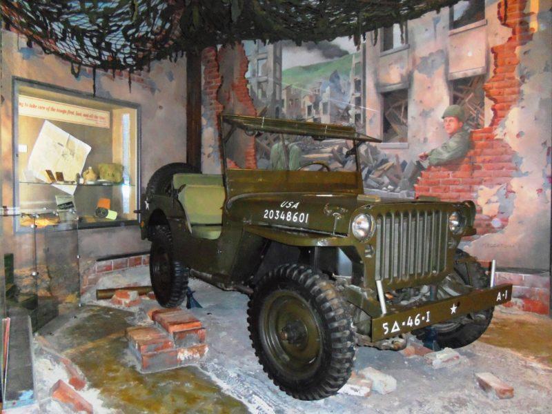 Lexington VA George C. Marshall Museum