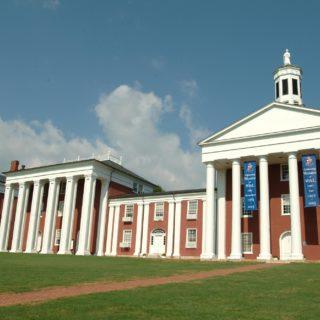 Lexington VA Washington and Lee Campus