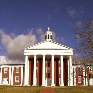 Lexington VA W & L Campus