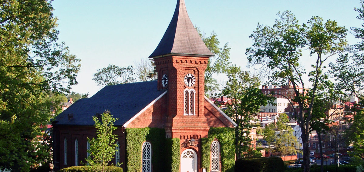 W&L Lee Chapel