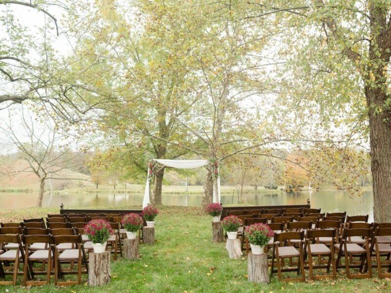Lexington VA, Big Spring Farm, Wedding Venue