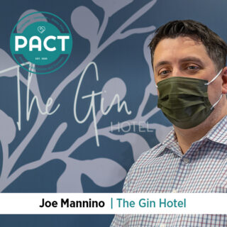 PACT and The Gin Hotel
