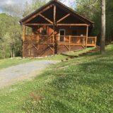 Buffalo Creek Log Cabin
