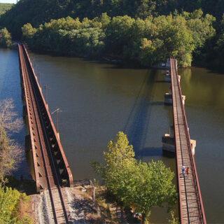 Lexington VA, Appalachian Trail, James River