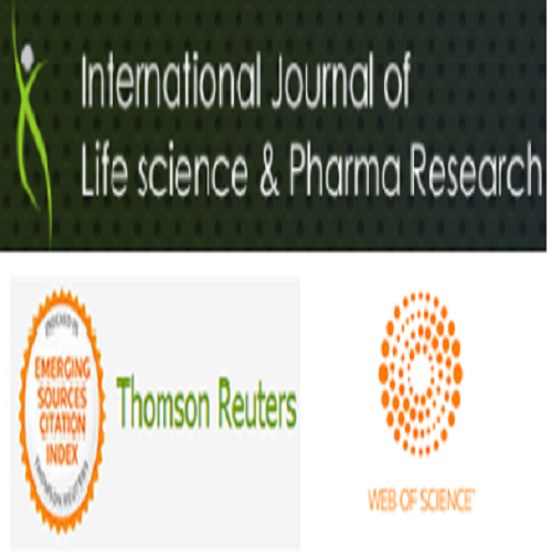International Journal of Life science and Pharma Research