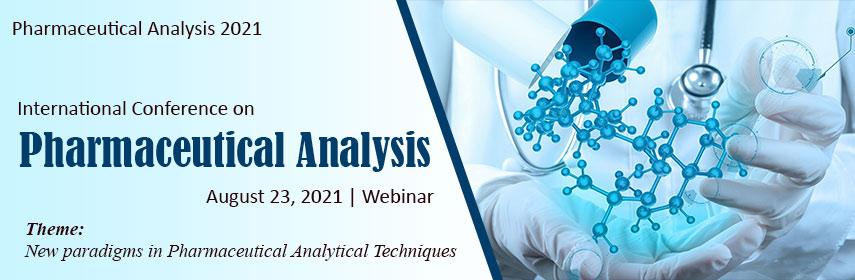 Pharmaceutical Analysis 2021