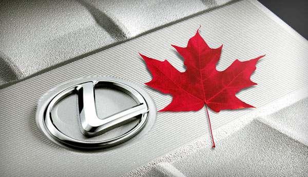 Lexus Canada