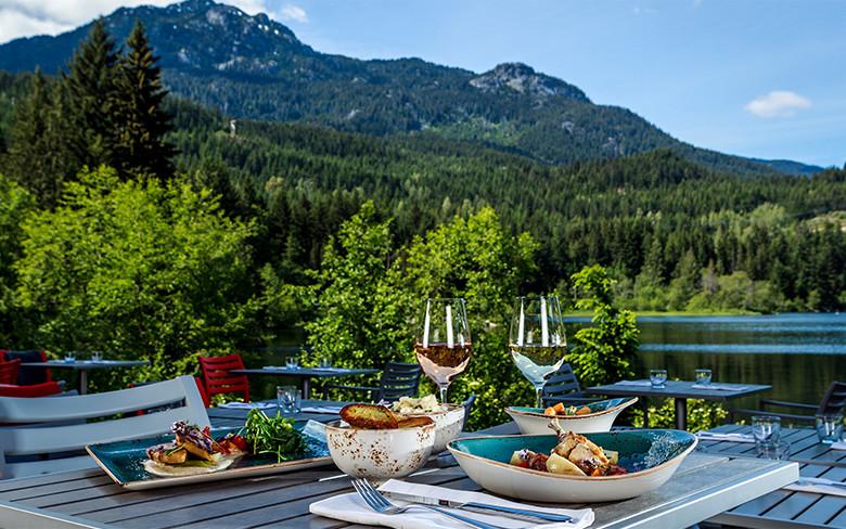 Nita Lake Lodge - Whistler BC