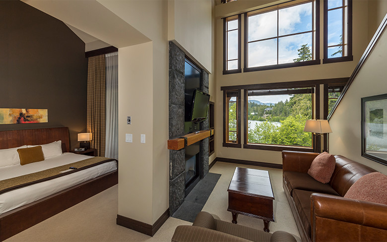 Nita Lake Lodge - Whistler en Colombie-Britannique
