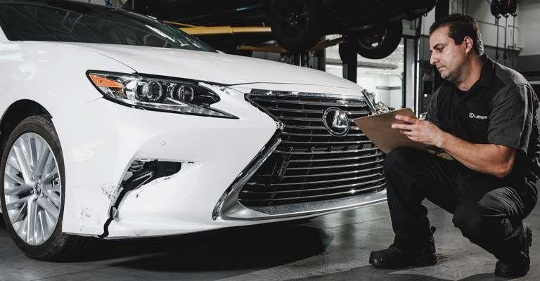Lexus Collision Centres   Owner's Services   Lexus Canada
