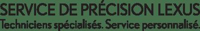 Lexus Precision Services