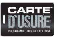 Protection de location « Carte d'usure »