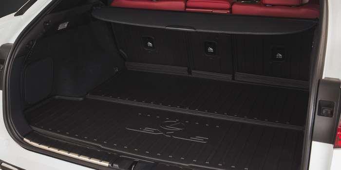 Lexus RX 2017 Doublure de compartiment de charge
