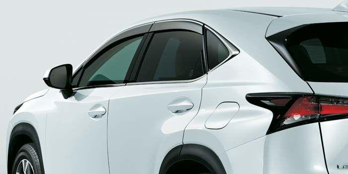 2018 Lexus NX Side Window Deflectors