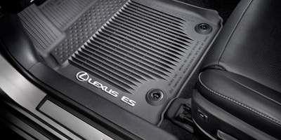 2018 Lexus ES All Season Floor Liners
