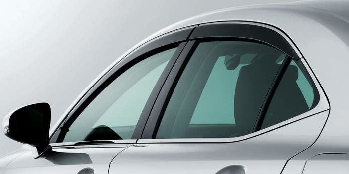 2018 Lexus IS Side Window Deflectors