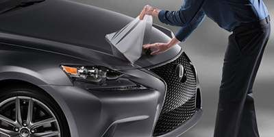2018 Lexus IS Pro Series Paint Protection Film