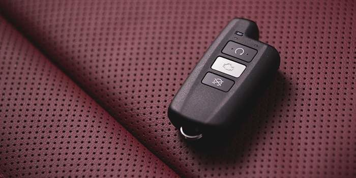 2018 Lexus ES START+ Long Range Remote Engine Starter