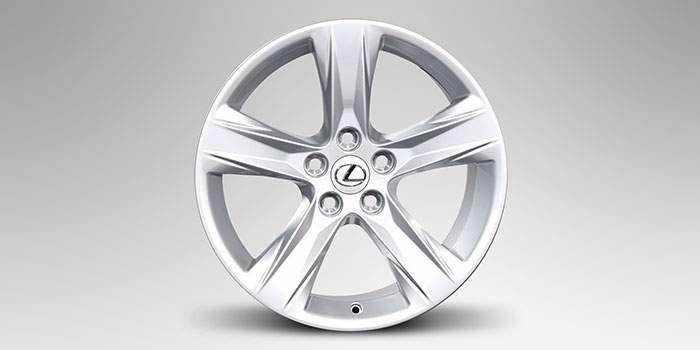 """2018 Lexus RX 18"""" Winter Alloy Wheels (5 Spoke)"""