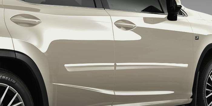 2018 Lexus RX Body Side Moulding
