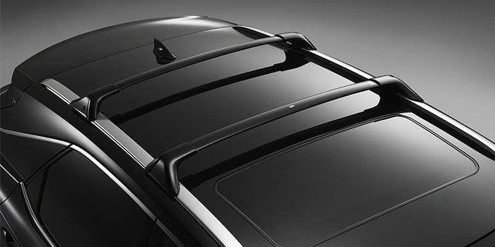2018 Lexus RX Roof Rack Cross Bars