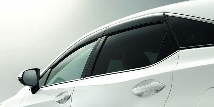 2018 Lexus RX Side Window Deflectors