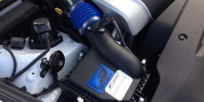 2018 Lexus IS F SPORT Performance Air Intake