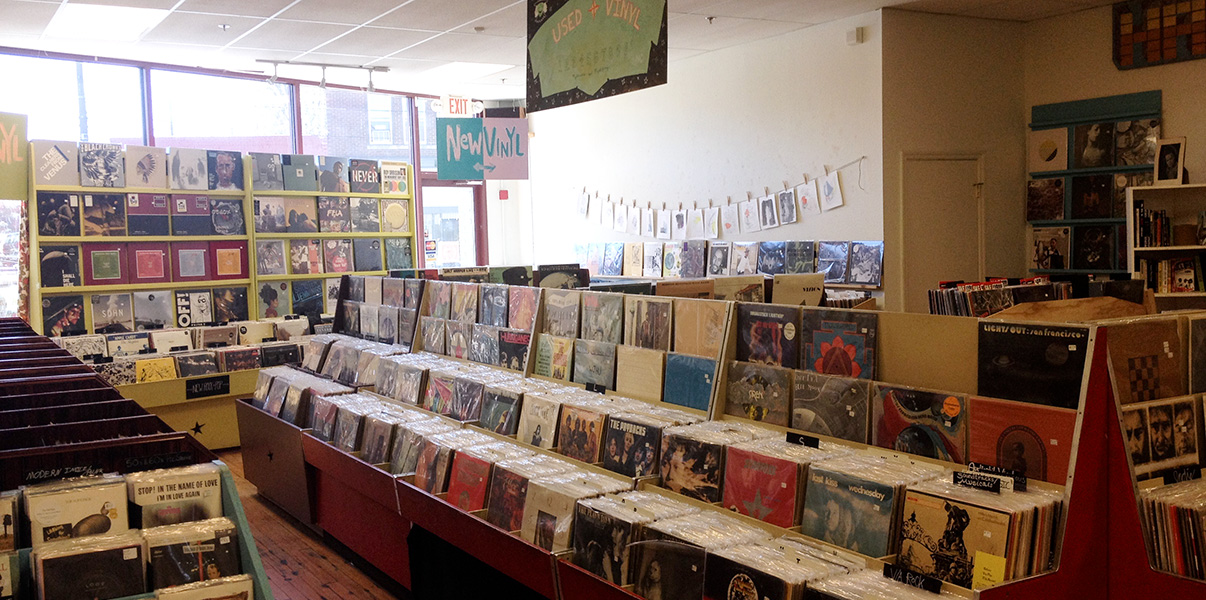Harvest records footer1 local flavor avl visit explore shop asheville