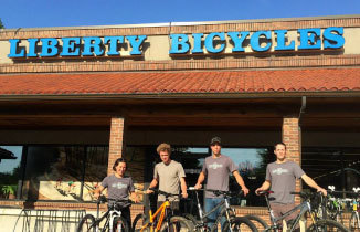 Liberty bicycles footer2 local flavor avl visit explore recreation asheville