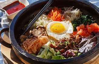 Korean house footer3 local flavor avl visit explore food asheville