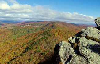 Top 75 hikes guide by romanticashevillecom footer3 local flavor avl visit explore recreation asheville