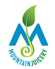 Thumb mountain juicery logo local flavor avl visit explore food asheville