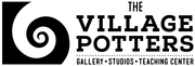 Thumb the village potters logo local flavor avl visit explore art scene asheville