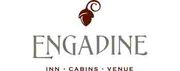 Thumb engadine inn and cabins logo local flavor avl visit explore wedding asheville